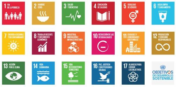 17 Obj desarrollo sostenible